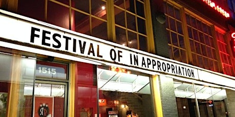 Festival of (In)Appropriation with Jaimie Baron tickets