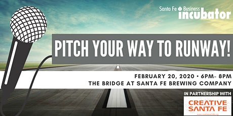 PITCH Your Way to RUNWAY! tickets