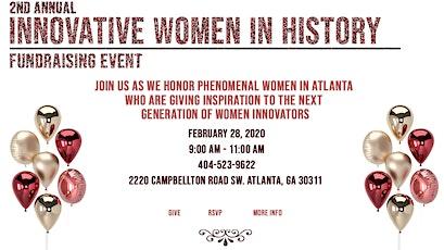 Innovative Women In History tickets