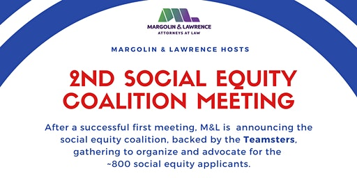 Second Social Equity Coalition Meeting