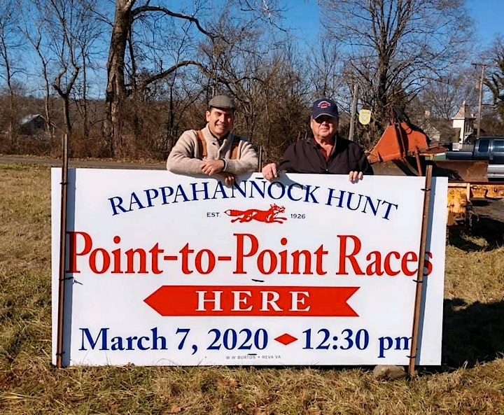 Rappahannock Hunt Point-to-Point Races image