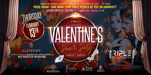 Valentine's Private and VIP Party at Alchemy Bar
