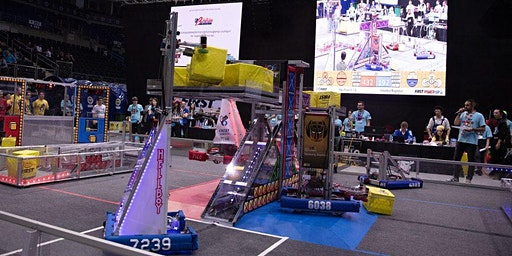 2020 FIRST Robotics Competition - İstanbul Regional