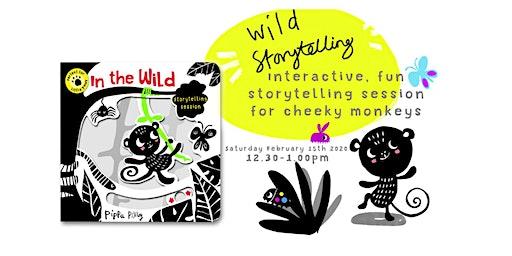 Little Monkeys Interactive Storytelling Session