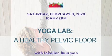 YOGA LAB: Yoga for a Healthy Pelvic Floor tickets