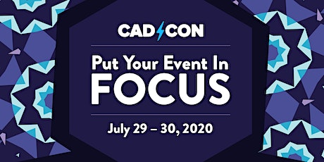 CadCon 2020 tickets