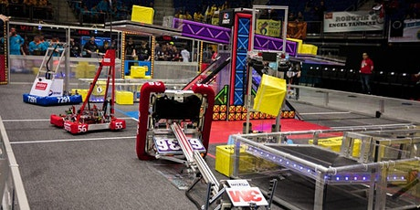 2020 FIRST Robotics Competition - Bosphorus Regional tickets