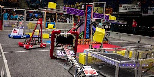 2020 FIRST Robotics Competition - Bosphorus Regional