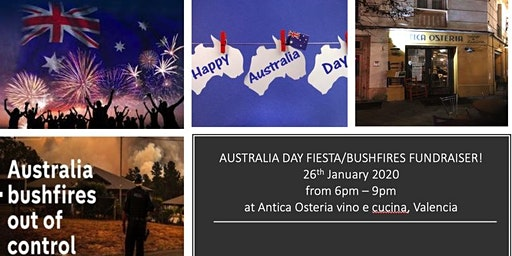 Australia Day Fiesta and Bushfires Fundraiser