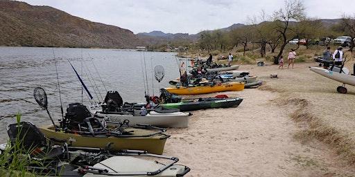 LowerGear Kayak Fishing Open Canyon Lake 02-29-20