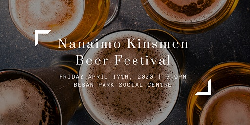 Nanaimo Kinsmen Beer Festival