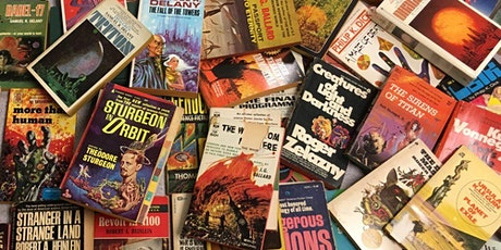 Science Fiction for the Future: Building Collections for Teaching&Research tickets