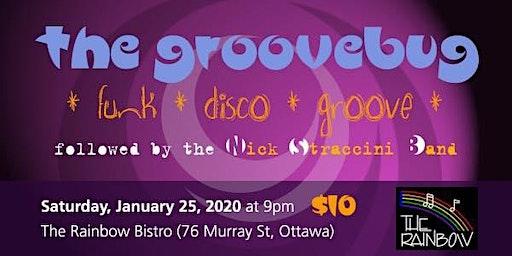 Movin' & Groovin: Nick Straccini Band & The Groovebug