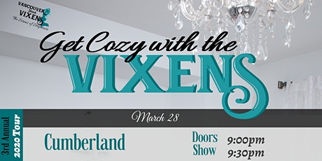 Get Cozy with the Vixens (Cumberland) tickets