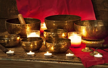 Tibetan Sound Bowl Meditation tickets