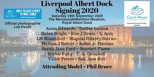 Liverpool Albert Dock Signing 2020