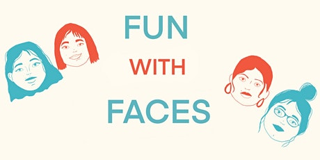 FUN WITH FACES - PORTRAIT WORKSHOP IN INK AND WATERCOLOUR tickets