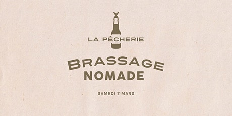BRASSAGE NOMADE - A New Brewing Experience billets
