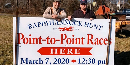 Rappahannock Hunt Point-to-Point Races