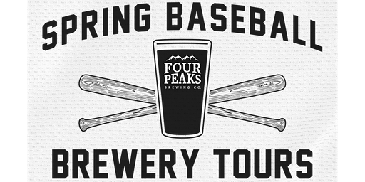 Four Peaks' Spring Baseball Brewery Tours