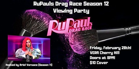 RuPauls Drag Race Season 12 Viewing Party tickets