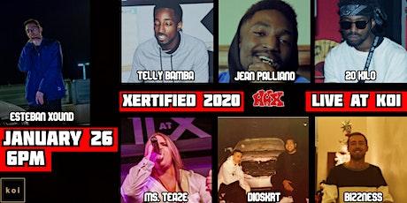 Xertified 2020: Live at Koi ft. Ms. Teaze, HLB, DIOSKRT, Bizzness tickets