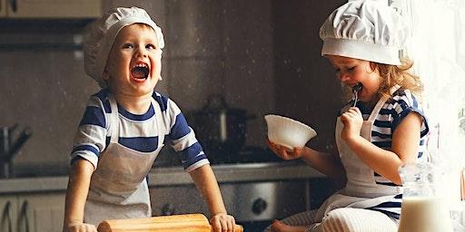 Randolph Weis Kids Cooking Class
