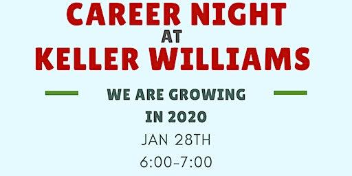 Career Night at Keller Williams