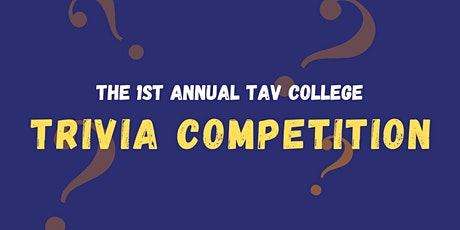 1st Annual Trivia Competition tickets