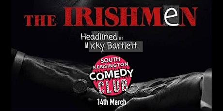 The IrishMen Comedy Show tickets