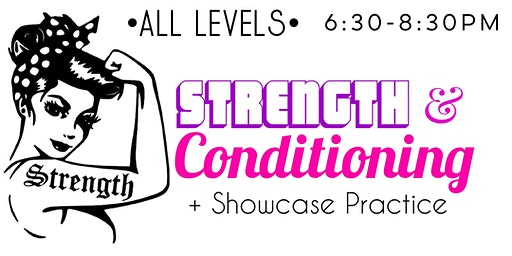 Friday 2/7-- All Levels
