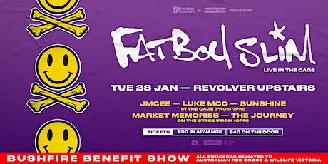 Fatboy Slim - Bushfire Relief Fundraiser (1 Night Only!) tickets