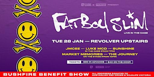 Fatboy Slim - Bushfire Relief Fundraiser (1 Night Only!)