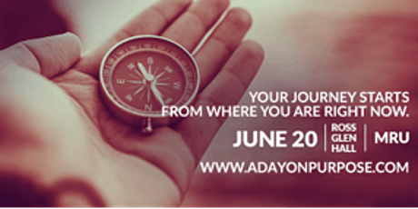 A Day on Purpose: June 20/20 tickets