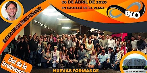 Evento especial BLO con Sergio Fernández