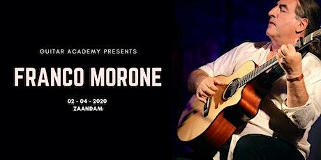 Franco Morone tickets