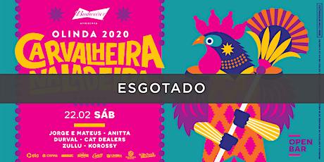 Carvalheira Na Ladeira 2020 - Sábado ingressos