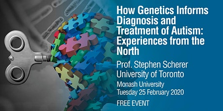 How Genetics Informs Diagnosis and Treatment of Autism: Experiences from the North tickets