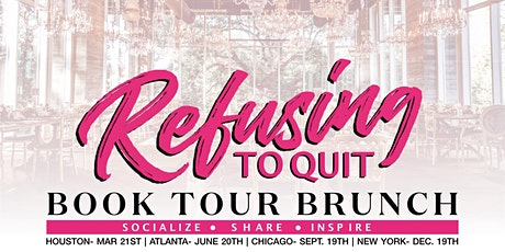 Refusing to Quit Book Tour Brunch-New York tickets