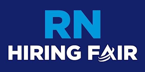 RN Hiring Fair - Orangeburg