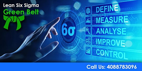 Lean Six Sigma Green Belt (LSSGB) Boot-camp in Mississauga, ON tickets