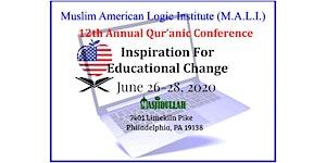 M.A.L.I. 12th Annual Qur'anic Conference 2020