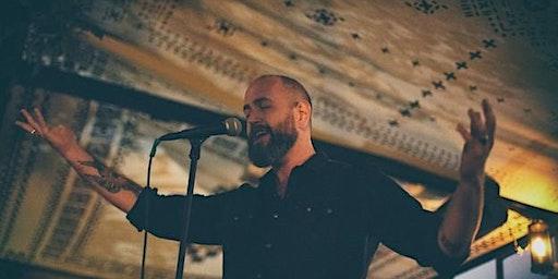 UN/RAVELING Poetry Performance: Janaka Stucky