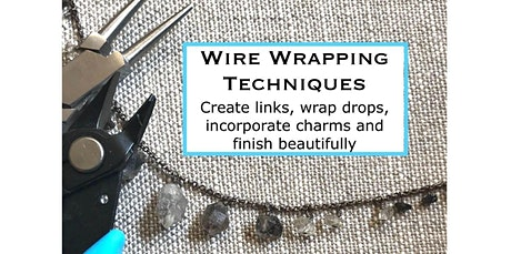Wire-Wrapped Jewelry  (02-26-2020 starts at 7:00 PM) tickets