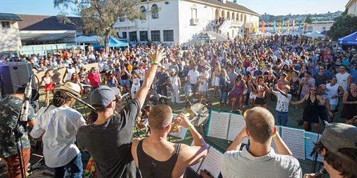 Sydney´s FIESTA of the year!!   The BONDI BEACH LATIN AMERICAN FESTIVAL has arrived!!