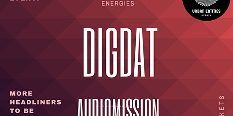 UNDERGROUND ENERGIES : DIGDAT AND FRIENDS. tickets