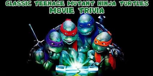 Classic TMNT Movie Trivia - Original + Secret of the Ooze