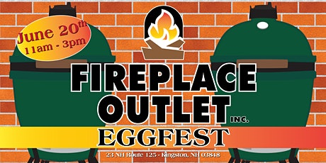 The Fireplace Outlet EGGfest tickets