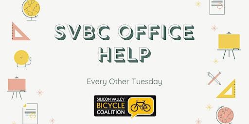 SVBC Office/Administrative Help