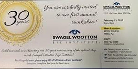 Swagel Wootton Trunk Show tickets